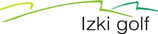 Logo Izki Golf