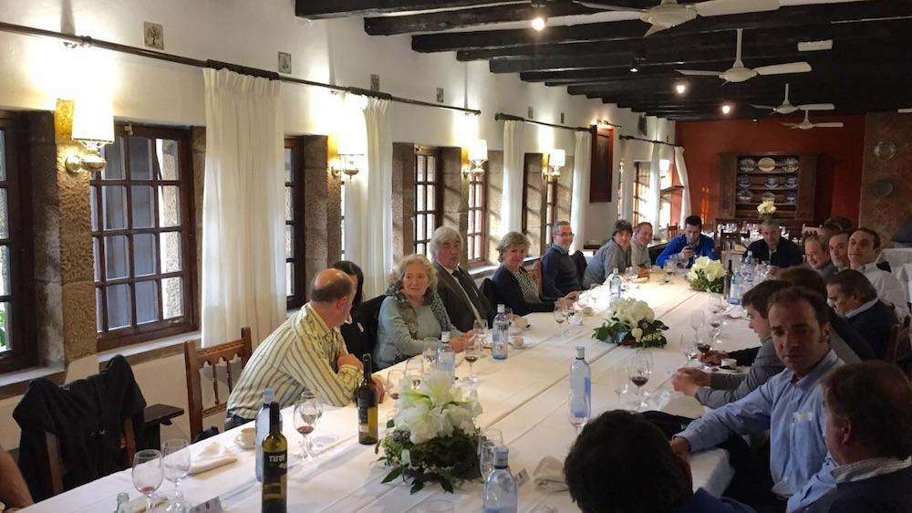 Charla sobre Fitosanitarios impartida por la AEdG en el R.G.C. San Sebastián