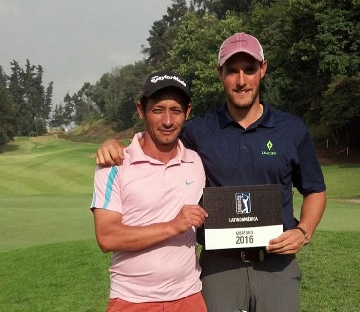 José Pablo Segurola consigue la tarjeta del PGA Tour Latinoamericano 2016