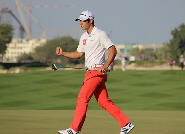 Adrian Otaegui tercero en el Turkish Airlines de la Rolex Series del European Tour
