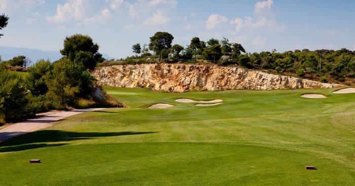 Sarasti y Gorospe los mejores vascos en el PGA Europe Fourball Championship
