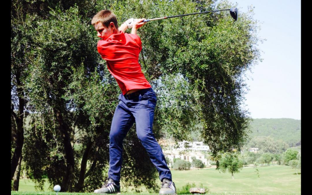 Xabier Gorospe se clasifica en cuarta posición en la Copa Sotogrande 2016