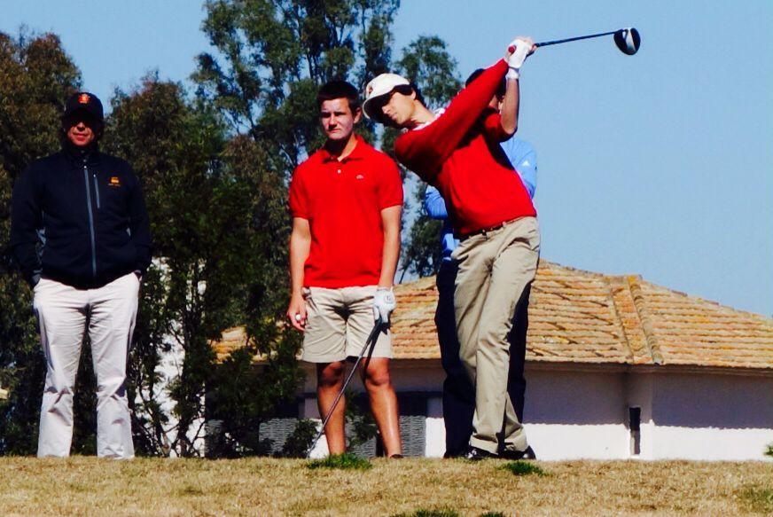 Xabier Gorospe lider el Campeonato del País Vasco de Profesionales