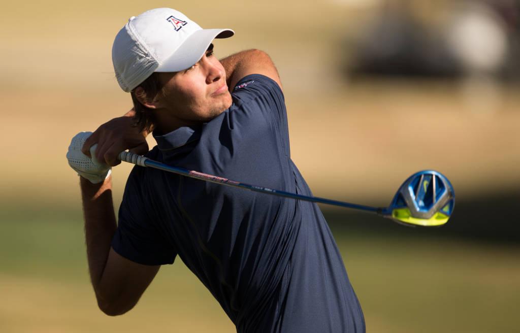Martin Larrea consigue la tarjeta condicionada del Alps Tour Golf