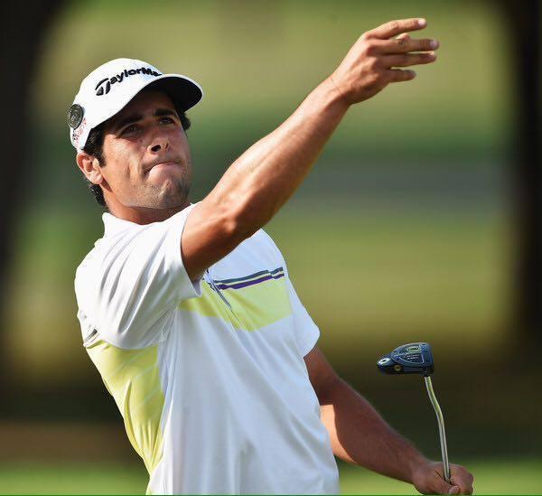 Buen papel de Adrián Otaegui en el AfrAsia Bank Mauritius Open
