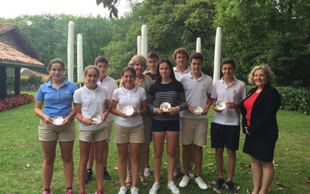 Lopez-Lanchares, Villanueva, Torres y Aseguinolaza ganadores del I Puntuable Zonal Juvenil FVG 2016
