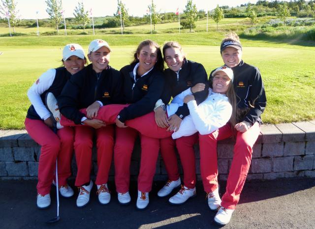El Equipo Nacional con Ainhoa Olarra entre sus filas, logra la cuarta posición en el Campeonato de Europa Absoluto Femenino por Equipos