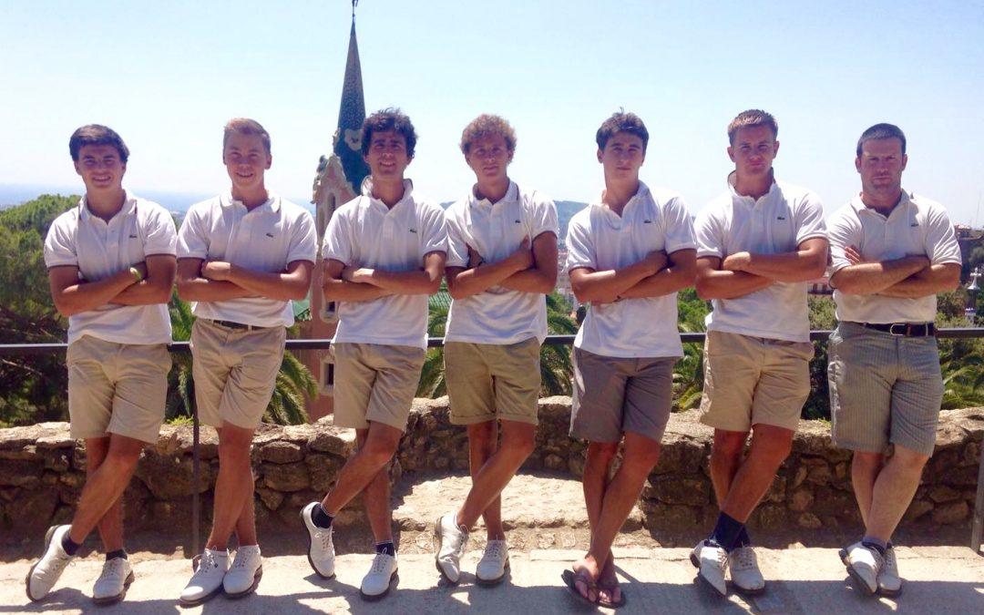 El equipo masculino vasco logra la quinta posición en la 1ª jornada de la fase clasificatoria  del Campeonato de España Interautonomico Absoluto