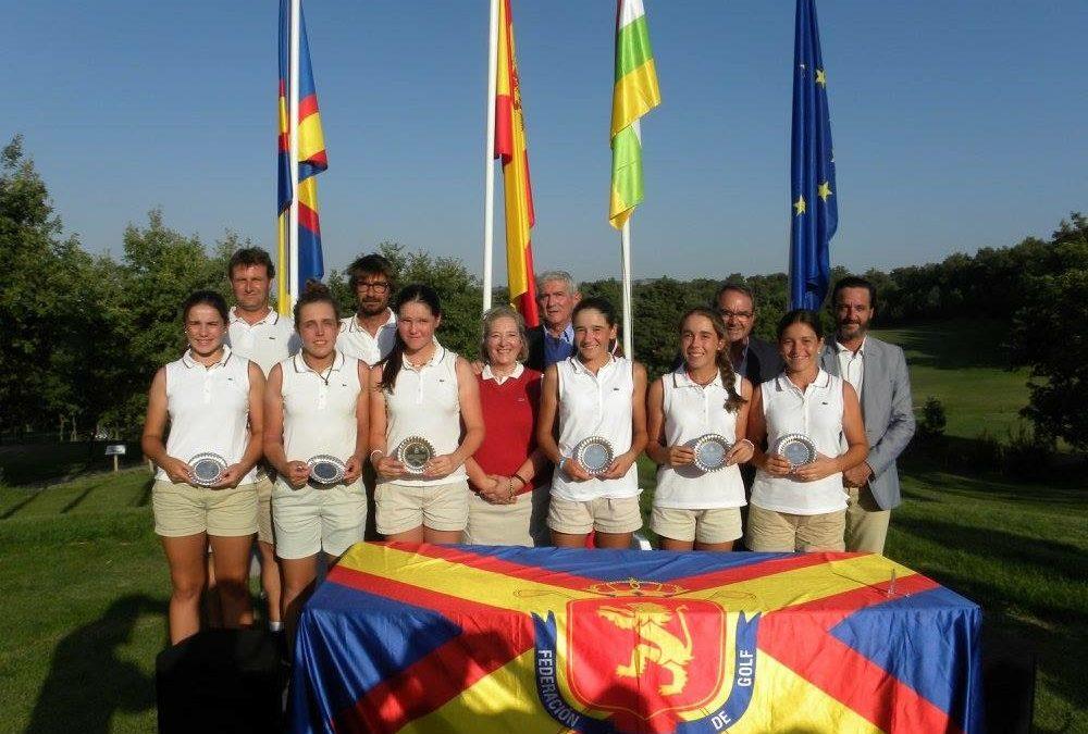 El Equipo del País Vasco, subcampeón del Campeonato de España Interautonómico Sub-18 Femenino