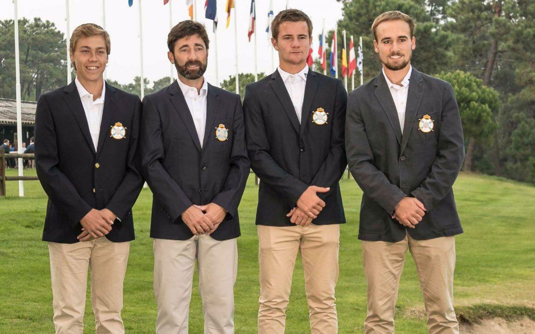 Basozabal presente en el Campeonato de Europa Interclubs Masculino