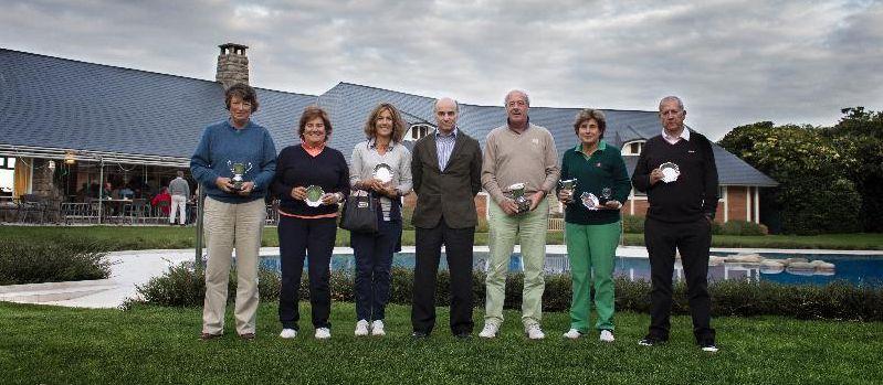 Pía Allende y Gabriel Aurrecoechea se adjudican el título del Campeonato Senior de Vizcaya