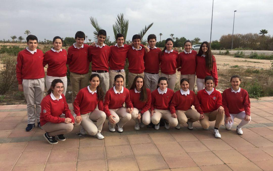 Listado Participantes Campeonato de España Sub-16 Masculino y Femenino