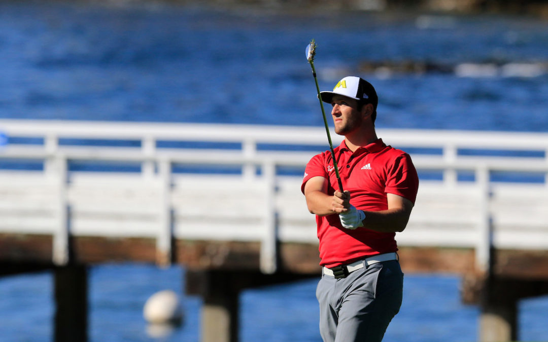 Top 5 de Jon Rahm en el AT&T Peeble Beach Pro-am del PGA Tour