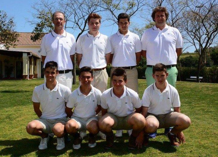 Séptimo puesto del equipo vasco en el Campeonato de España Inter-autonómico Sub-18 Masculino 1ª División 2017