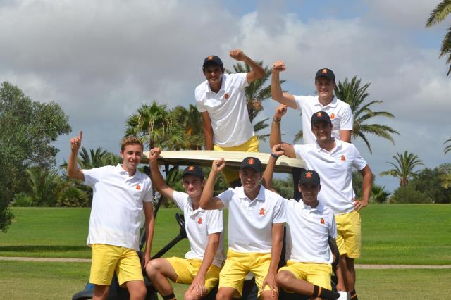 Borja Martín integrante del Equipo Nacional, logra la medalla de plata en el Europeo Sub-18 por Equipos Masculino