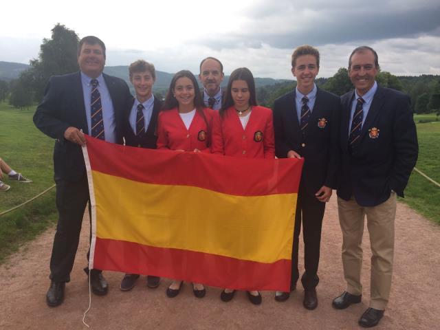 Discreto arranque de Natalia Aseguinolaza en el European Young Masters 2017