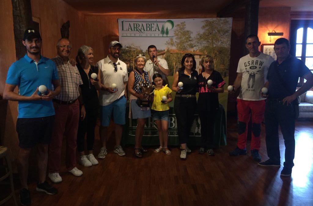 El equipo Ryder se impone en la I Friends Cup de Euskadi