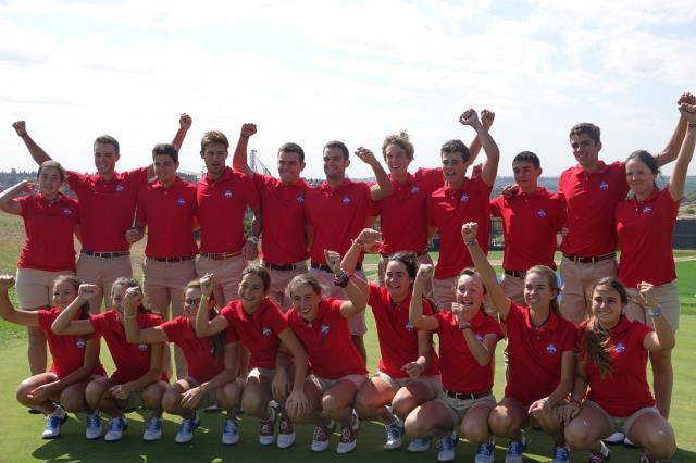 Amplia renovación en la promoción de la Escuela Nacional Blume de Golf 2017-18
