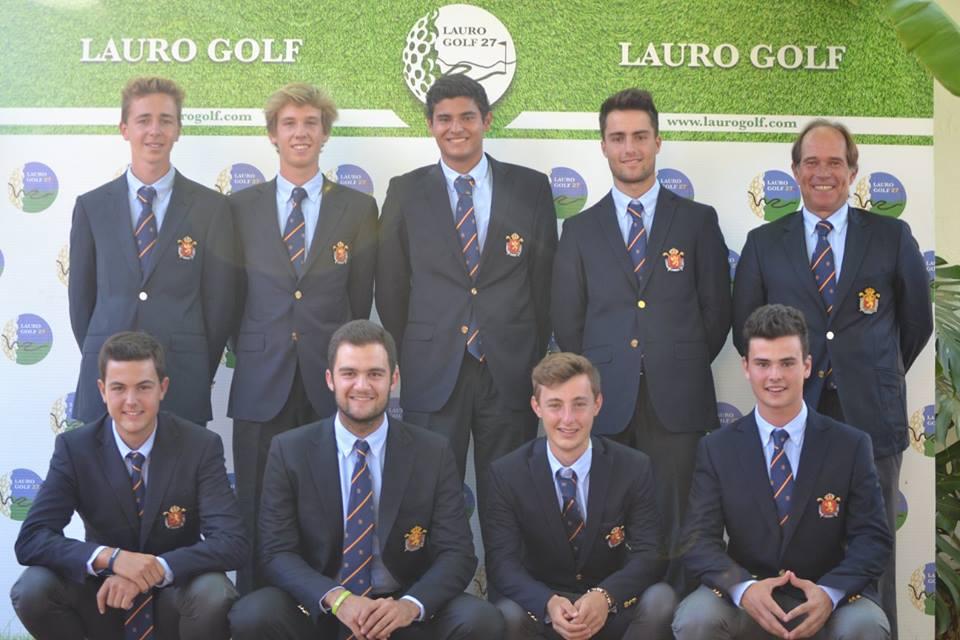El equipo nacional con Lanchares en sus filas se ha impuesto en el Match España-Italia