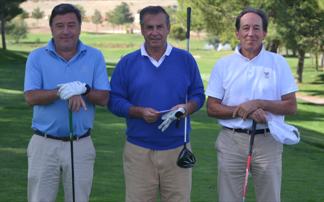 Juan Carlos Elosegui Y Carlos Hekneby cuartos en el Campeonato de Espana mayores de 60 y 70 años