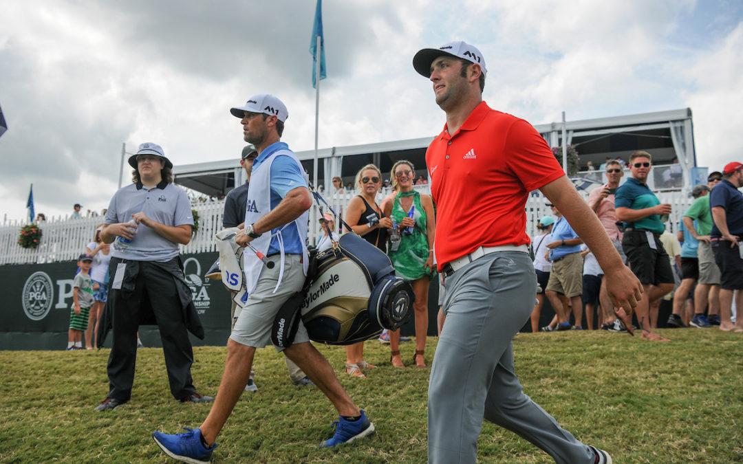 Jon Rahm segundo, en el Sentry Tournament of Champions en su arranque en el PGA Tour