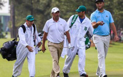 Jon Rahm y José María Olazabal presentes en el Masters de Augusta 2021