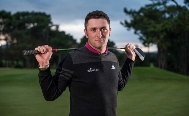 Jon Rahm: «La presión me hace hacer mi mejor golf»