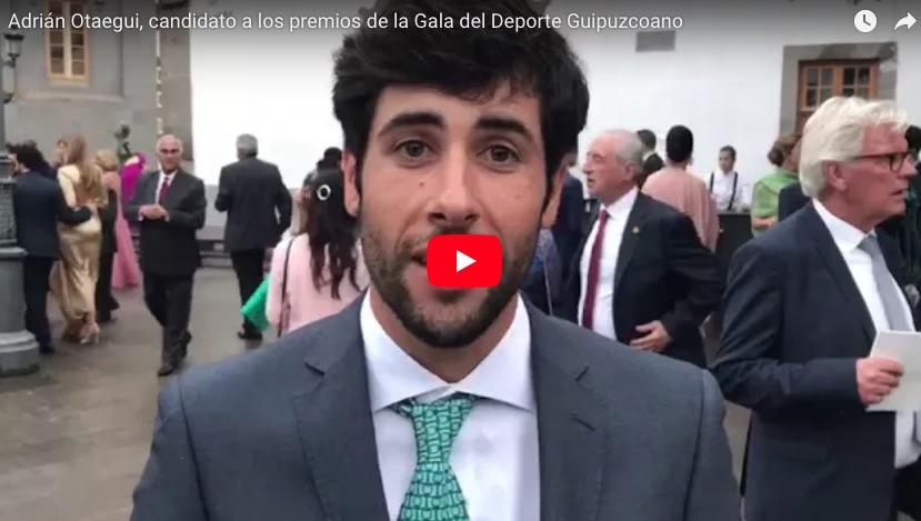 Vota aquí por Otaegui para que sea el mejor deportista del año en Guipuzcoa