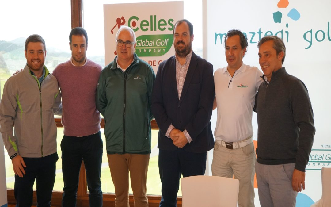 Global Golf Company y Escuela de Golf Celles presentan Celles Global Golf Academy