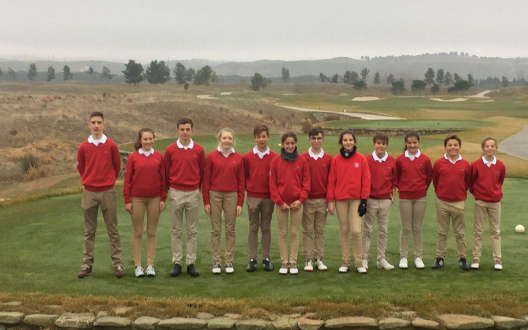 El equipo vasco tercero en el Cuadrangular Juvenil 2018