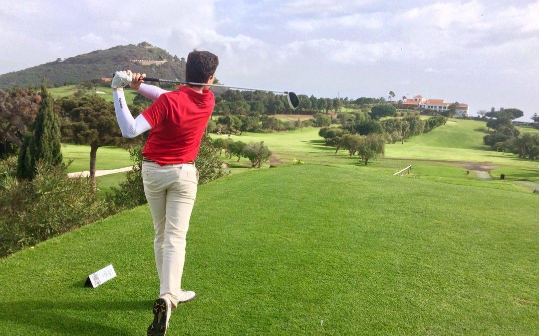 Jon Lopez-Lanchares quinto en el Campeonato Absoluto de Canarias 2018