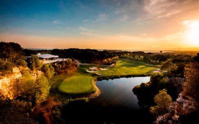 Ocho profesionales vascos presentes en el PGA of Europe Fourball Championship