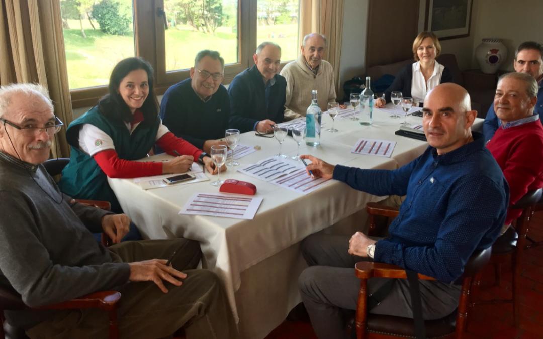 Reunión del Comité de Reglas del País Vasco