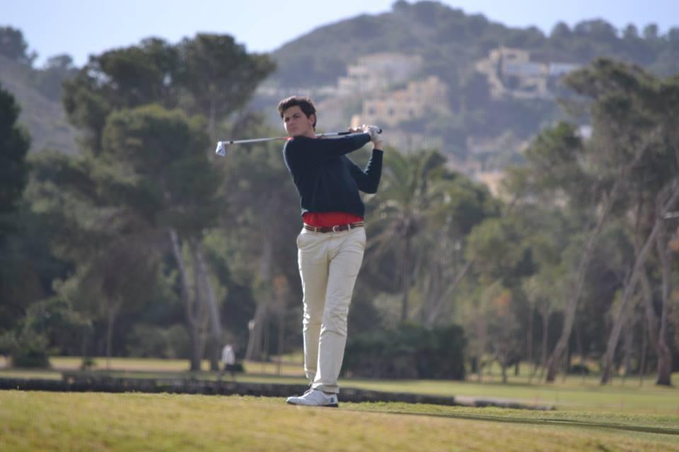 """Jon Lopez-Lanchares y Xabier Gorospe caen en las eliminatorias por el título del Internacional de España Amateur """"Copa SSMM El Rey"""" 2018"""