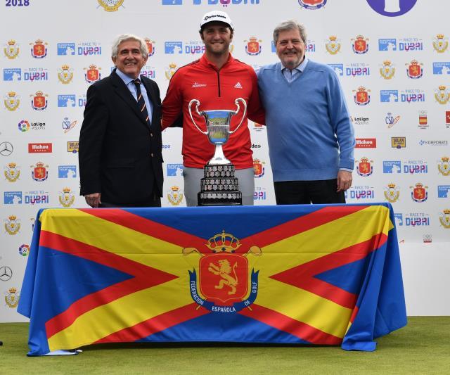 Jon Rahm y el público ganan un Open de España absolutamente mágico