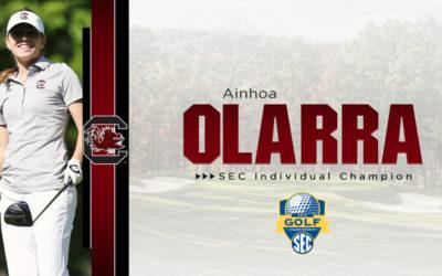 Nueva victoria de Ainhoa Olarra en Estados Unidos
