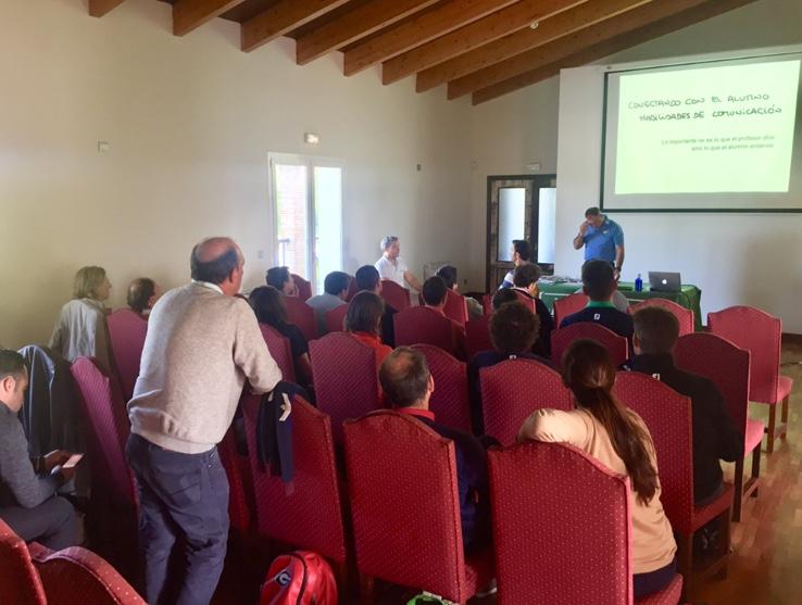 Arranca el Curso de formación Técnicos de Golf FVG