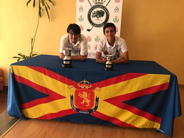 Diego Román Campeón de España de 2ª Categoría