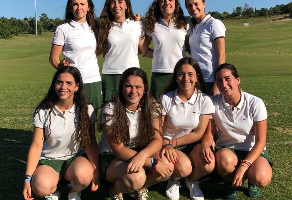 Buen arranque del equipo vasco en el Campeonato Interautonómico Absoluto Femenino