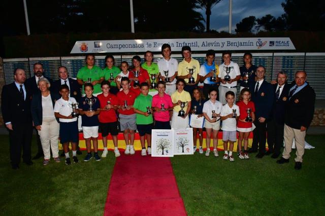 Paula Balanzategui con un cuarto puesto la mejor vasca del Campeonato de España Infantil, Alevín y Benjamín 2018