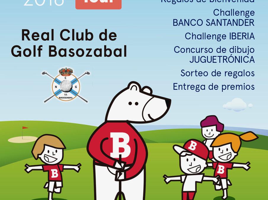 Anímense al torneo del Oso Bogey el sábado en Basozabal