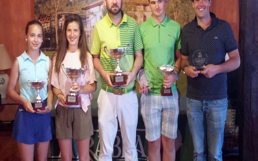 Fernanda Gorostiaga y Ion Galdós se adjudican el título del Campeonato Absoluto de Larrabea
