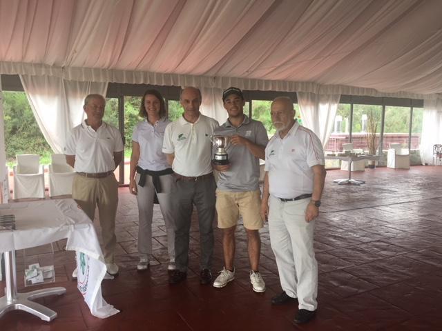 Asier Undabeitia y Raquel Sevillano Campeones de Vizcaya 2018
