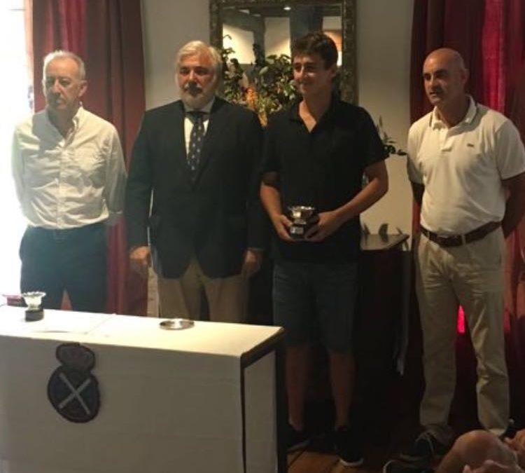 Paula Balanzategui y Pablo Matesanz Campeones de Jaizkibel 2018