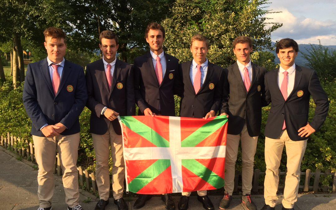 El equipo vasco juega en casa el Inter-autonomico absoluto masculino 2018