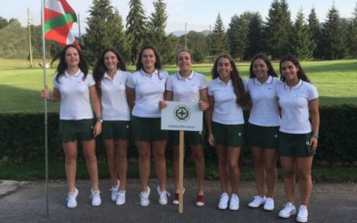 Cinco jugadoras Vascas presentes en el Internacional de Francia Femenino