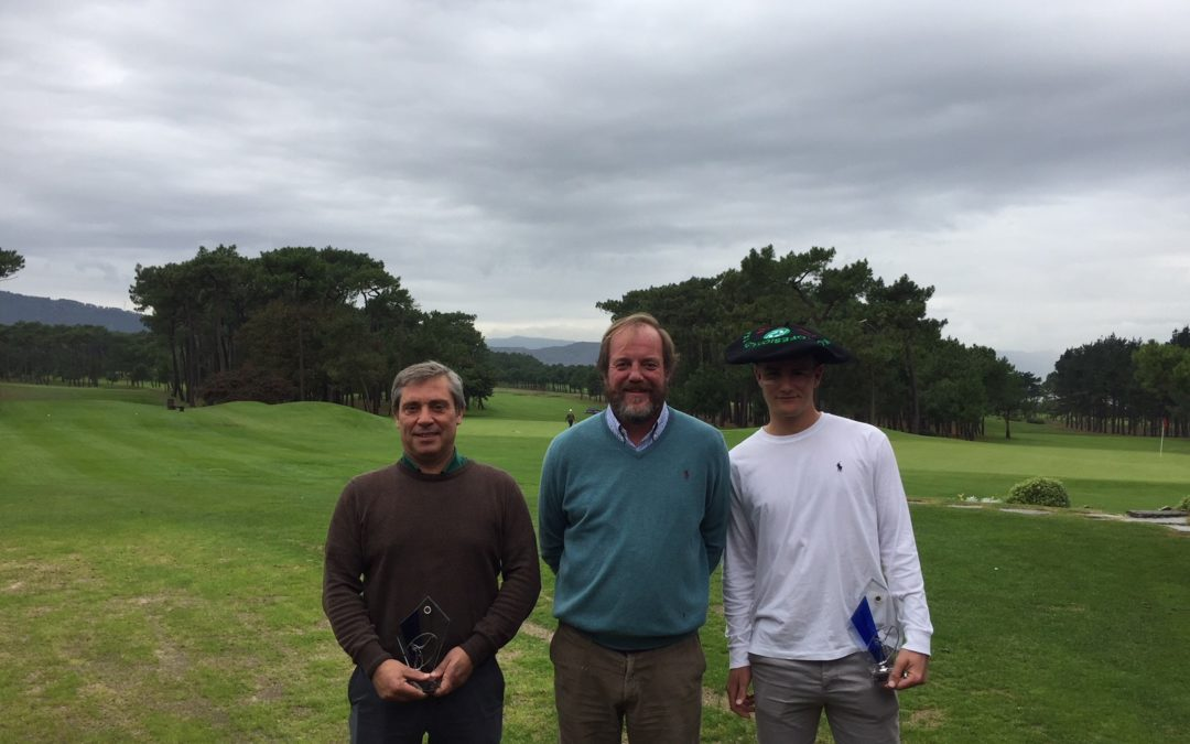 Xabier Gorospe (Absoluto) y Eduardo Celles (Senior) Campeones del País Vasco de Profesionales 2018