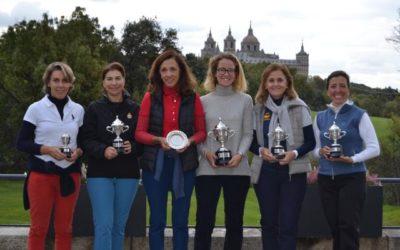 María Chávarri la mejor jugadora vasca en el Campeonato de España Mid-Amateur Femenino