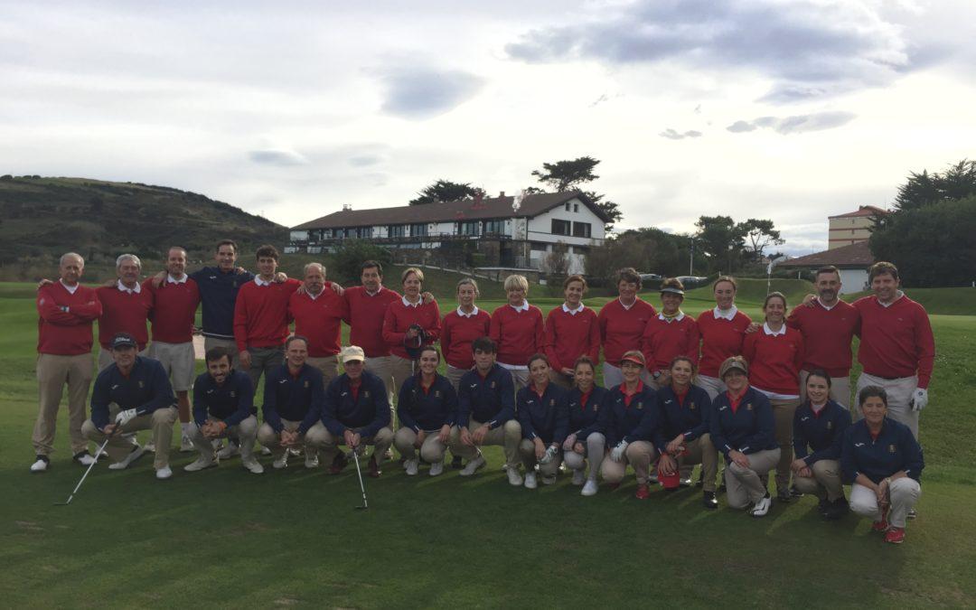 El equipo «Senior» del País Vasco a defender el título en el Match contra la Federación Navarra