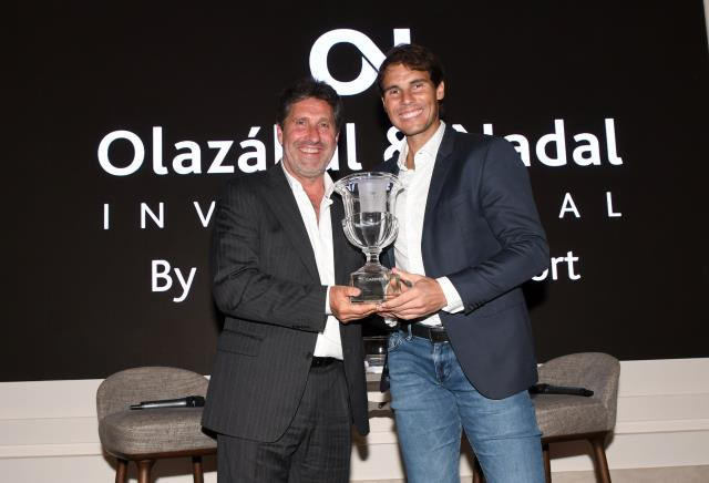 El Olazábal & Nadal Invitational cumple con sus objetivos benéficos